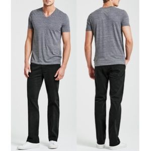 AG The Protégé Straight Leg Dark Grey Pants